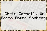 <b>Chris Cornell</b>, Un Poeta Entre Sombras