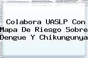 Colabora <b>UASLP</b> Con Mapa De Riesgo Sobre Dengue Y Chikungunya