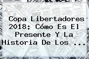 <b>Copa Libertadores 2018</b>: Cómo Es El Presente Y La Historia De Los ...
