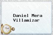 Daniel Mera Villamizar