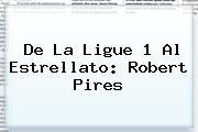 De La <b>Ligue 1</b> Al Estrellato: Robert Pires