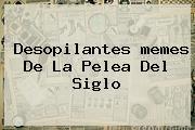 Desopilantes <b>memes De La Pelea Del Siglo</b>