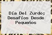 <b>Día Del Zurdo</b>: Desafíos Desde Pequeños