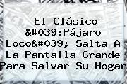 El Clásico '<b>Pájaro Loco</b>' Salta A La Pantalla Grande Para Salvar Su Hogar