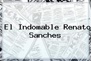 <i>El Indomable Renato Sanches</i>