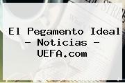 El Pegamento Ideal - Noticias - <b>UEFA</b>.com
