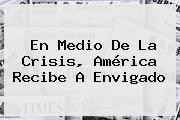 En Medio De La Crisis, <b>América</b> Recibe A <b>Envigado</b>