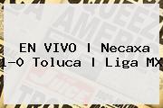EN VIVO | <b>Necaxa</b> 1-0 <b>Toluca</b> | Liga MX