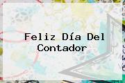 <b>Feliz Día Del Contador</b>