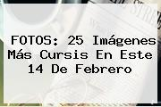FOTOS: 25 <b>imágenes</b> Más Cursis En Este <b>14 De Febrero</b>