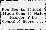 <b>Fox Sports</b> Eligió A Lliuya Como El Mejor Jugador Y Le Consultó Sobre ...