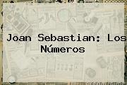 <b>Joan Sebastian</b>: Los Números
