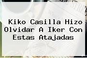 <b>Kiko Casilla Hizo Olvidar A Iker Con Estas Atajadas</b>