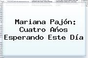 <b>Mariana Pajón</b>: Cuatro Años Esperando Este Día