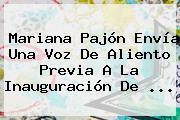 <b>Mariana Pajón</b> Envía Una Voz De Aliento Previa A La Inauguración De ...