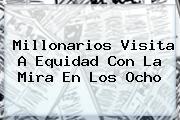 <b>Millonarios</b> Visita A Equidad Con La Mira En Los Ocho