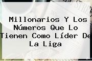 Millonarios Y Los Números Que Lo Tienen Como Líder De La <b>Liga</b>