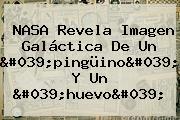 <b>NASA</b> Revela Imagen Galáctica De Un &#039;pingüino&#039; Y Un &#039;huevo&#039;