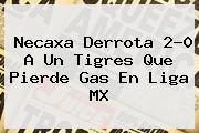 Necaxa Derrota 2-0 A Un Tigres Que Pierde Gas En <b>Liga MX</b>