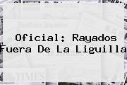 <b>Oficial: Rayados Fuera De La Liguilla</b>