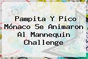 Pampita Y Pico <b>Mónaco</b> Se Animaron Al Mannequin Challenge