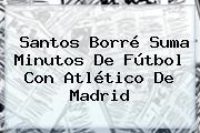 Santos Borré Suma Minutos De Fútbol Con Atlético De Madrid