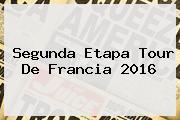 Segunda Etapa <b>Tour De Francia 2016</b>