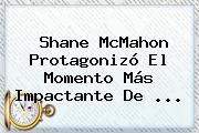 Shane McMahon Protagonizó El Momento Más Impactante De <b>...</b>