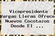Vicepresidente Vargas Lleras Ofrece Nuevos Cocotazos Desde El ...
