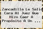 Zancadilla Le Salió Cara Al Juez Que Hizo Caer A Propósito A Un ...
