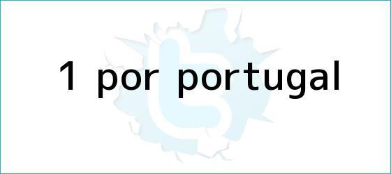 trinos de 1 POR <b>Portugal</b>