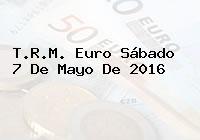 T.R.M. Euro Sábado 7 De Mayo De 2016