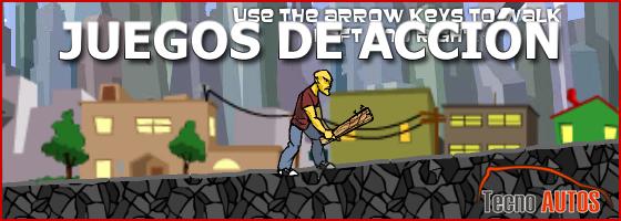 Juegos Divertidos de acción gratis online