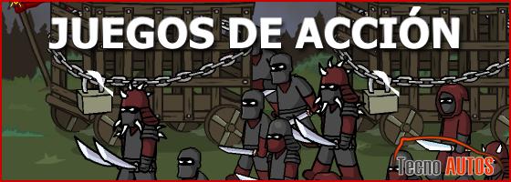 Juegos divertidos de acción gratis online flash