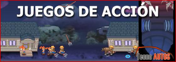 Juegos divertidos flash de acción gratis online