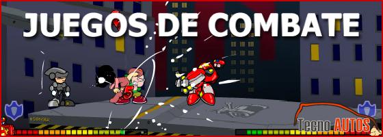Juegos de combate online Gratis y Divertidos