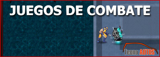 Juegos gratis de Combate flash para pc