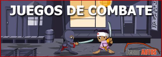 Juegos gratis de Combate flash para pc