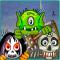 JUEGOS JUEGOS DE ROMPECABEZAS, JUGAR GRATIS ROLY-POLY CANNON: BLOODY MONSTERS PACK, juegos gratis de rompecabezas Roly-Poly Cannon: Bloody Monsters Pack