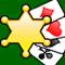JUEGOS JUEGOS DE ROMPECABEZAS, JUGAR GRATIS SHERIFF TRIPEAKS, juegos gratis de rompecabezas Sheriff Tripeaks