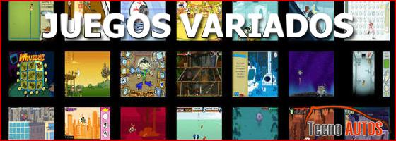 Juegos variados gratis para PC en línea