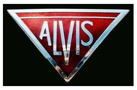 Logotipo de Alvis