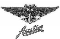 Logotipo de Austin