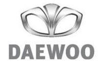 Marquilla de Daewoo