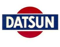 Logotipo de Datsun