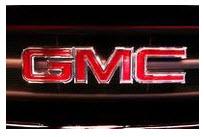 Marquilla de GMC