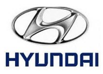 Marquilla de Hyundai