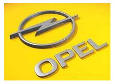 Logotipo de Opel