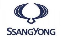 Marquilla de SsangYong