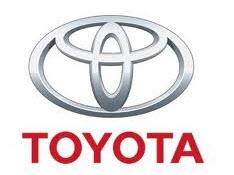 Marquilla de Toyota